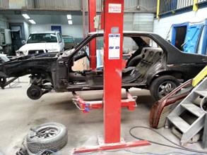 Classic Car Rebuilds